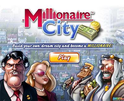 Millionaire city online